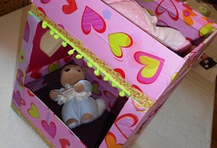 Lit Superposé de poupées