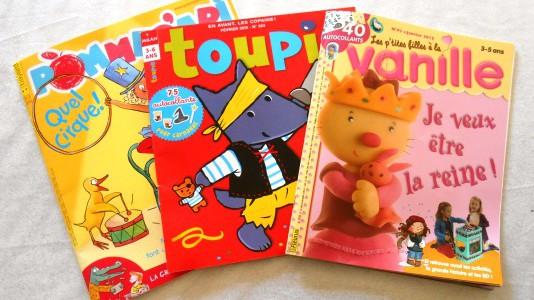 Magazine 3-5 ans