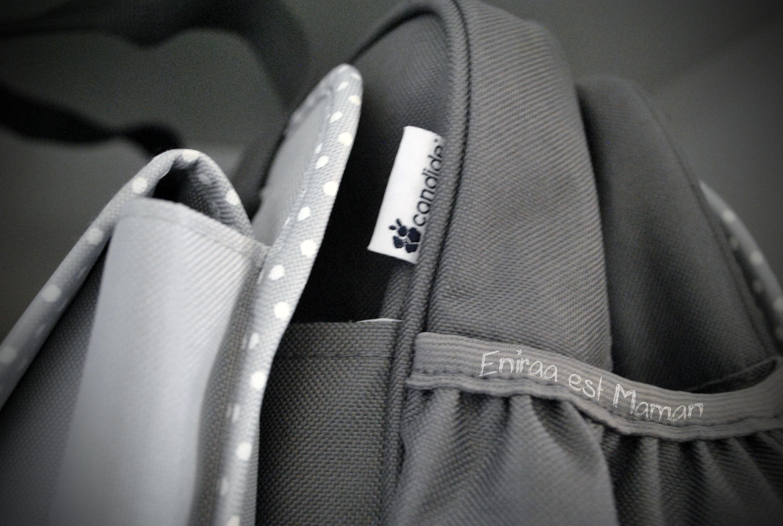 The sac à langer : Candide - Eniraa est maman