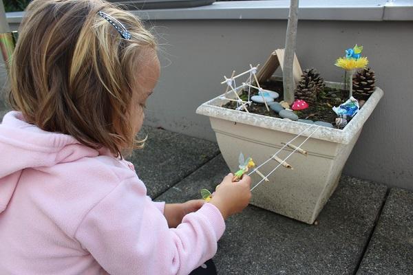 Maman Nougatine Un Mini Jardin Pour Les F Es Maman Nougatine