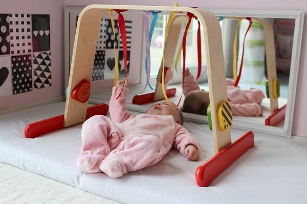 Maman Nougatine Espace Et Activites D Eveil Pour Bebe 0 3 Mois