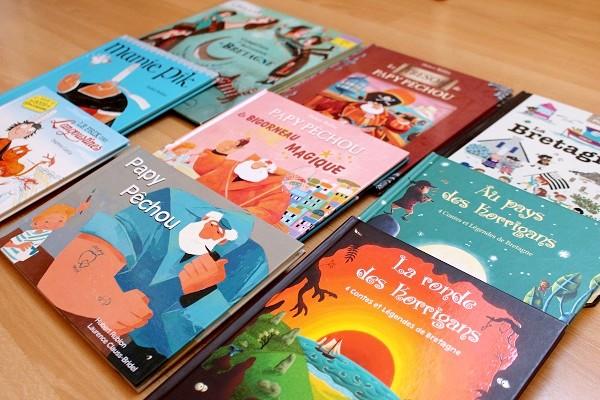 Maman Nougatine Livres Jeunesse Sur La Bretagne Maman