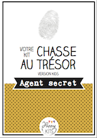 chasse-au-tresor-agent-secret-espion-kids