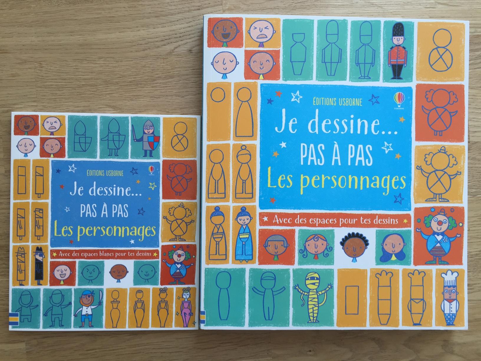 Maman Puissance 4 Apprendre A Dessiner Grace Aux Editions Usborne