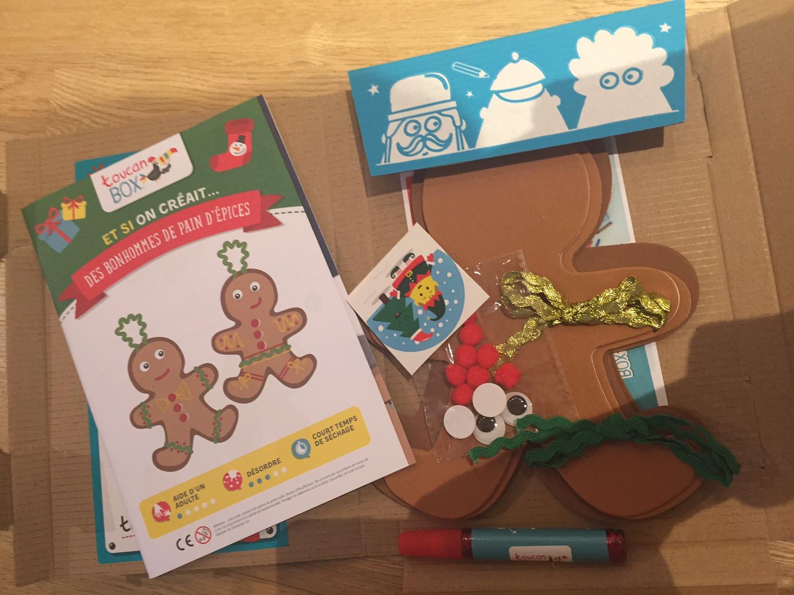 Maman Puissance 4 On A Testé La Toucan Box Bon Plan De Noël