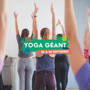 YogaGeant