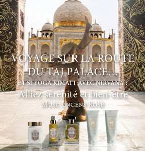 Voyage sur la route de Taj Palace-home