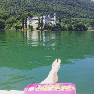 Bon app' ☀️ lacdubourget Savoie bento abbayehautecombe