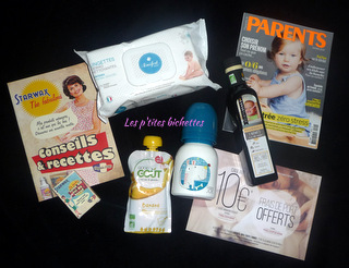 Tiniloo baby box septembre