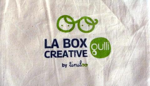 box créative Tiniloo