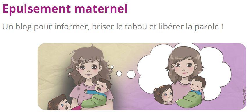 epuisement maternel