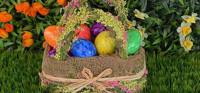 panier Pâques