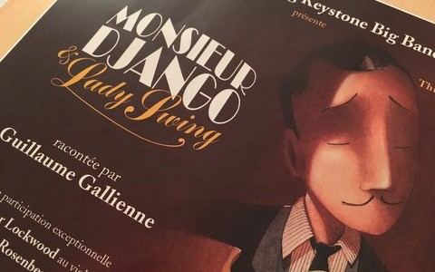 Monsieur Django et Lady Swing