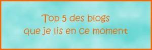 27 top 5 des blogs